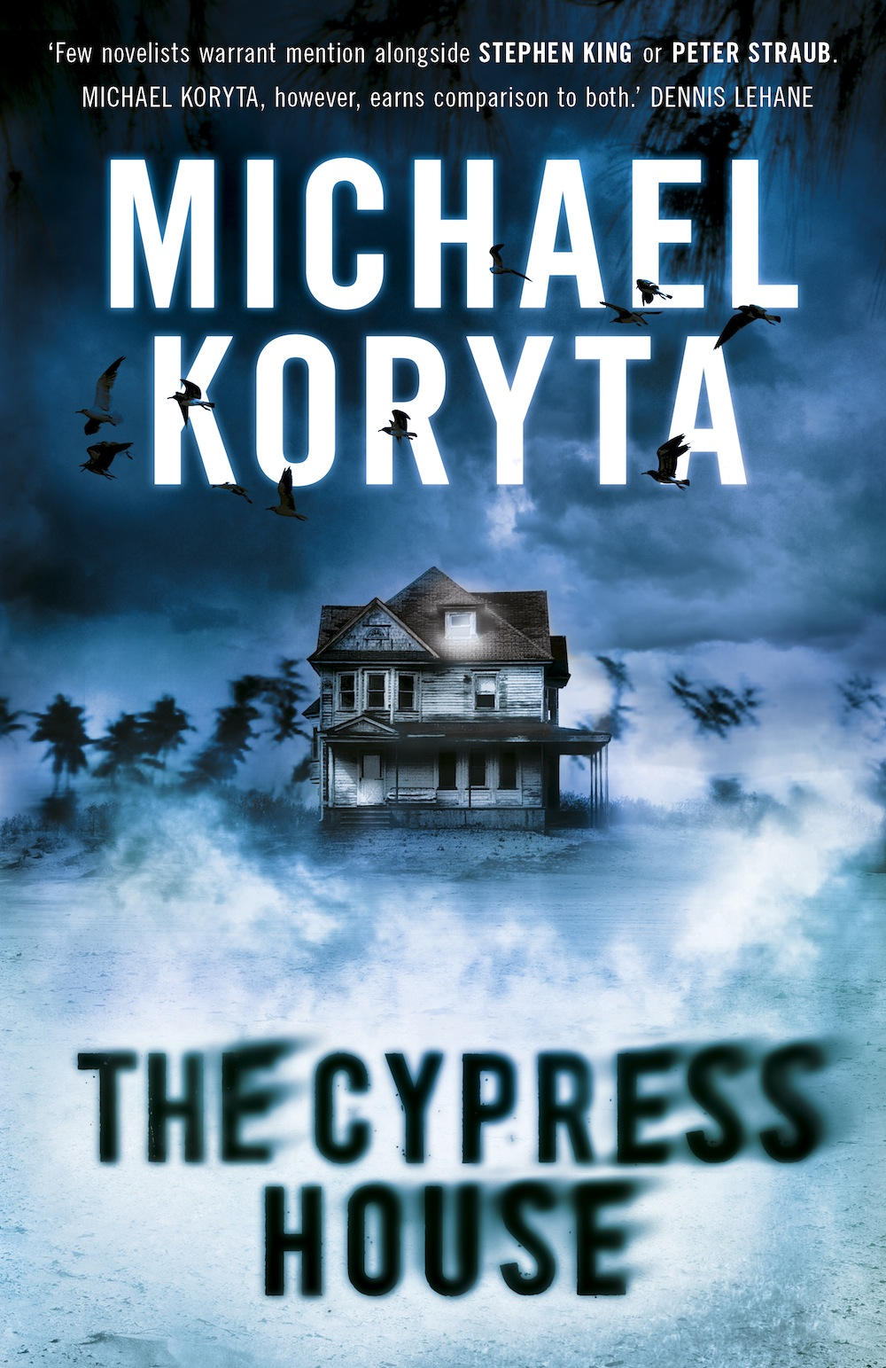 Michael koryta the cypress house crimepieces for Cypress house
