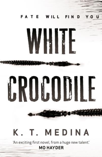 review  k t medina  u2013 white crocodile