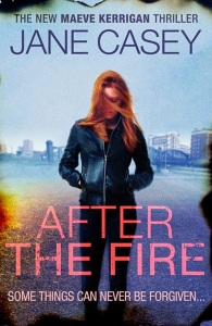 Jane Casey, After the Fire