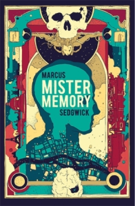 Image result for Mister Memory by Marcus Sedgwick